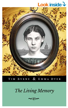 The Living Memory Book Cover